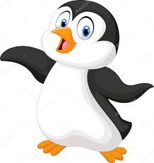 Pingouin Dessin Anim Mignon Image Vectorielle Tigatelu 63475839