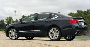 2014 Chevrolet Impala LTZ - Reviews - Cheers and Gears