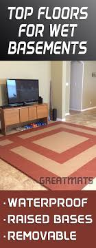 67 best Basement Flooring images on Pinterest Basement flooring