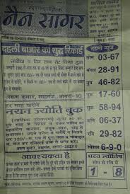 Ghaziabad Chart 2018 Satta King Ghaziabad Chart August Websavvy Me