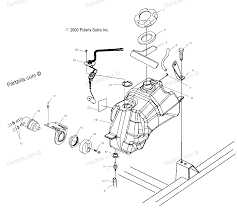 1994 Chevrolet Camaro Z28 Cooling System Diagrams
