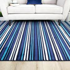 best of blue and white striped rug for striped rug blue and white prime stripe teal straight on large 1 modern hallway 28 navy blue and white striped rug uk