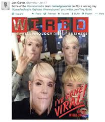 2 wired s selfie cover caign