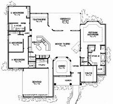 bungalow house plans sq ft luxury bhk floor plan for x plot square feet
