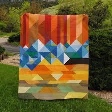 Landscape Quilt Patterns