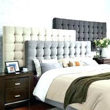 high queen bed