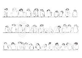 ペンギン手書きイラスト No 1015026無料イラストならイラストac