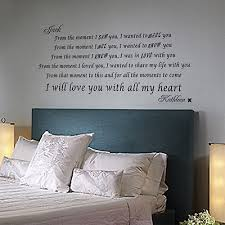 Love Quotes Wall Art Custom Love Quotes Wall Art on QuotesTopics