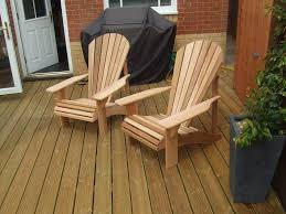 adirondack chairs uk. Interesting Adirondack Basic Adirondack Chairs On A Newly Built Deck In Crawley For Uk A