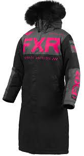 Fxr Womens Warm Up Coat