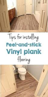 diy l and stick vinyl plank flooring how to guide
