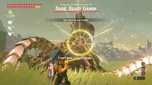 Light Bow Botw Destroying Guardians With The Bow Of Light Zelda Breath Of The Wild