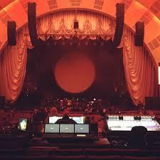 Obstructed Seating At Radio City Music Hall Radiocity