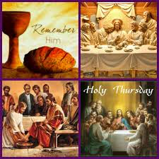 「Holy Thursday」の画像検索結果