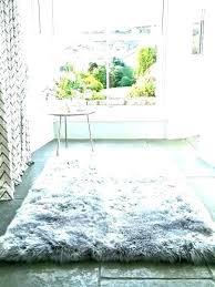 big fur rug fur big faux fur rugs