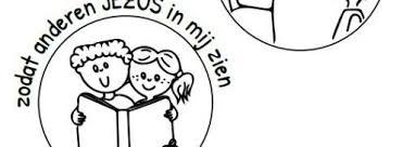 Kleurplaat Weer Naar School Thuis Geloven Thuis Geloven
