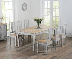 shabby chic dining sets. Buy The Parisian 175cm Grey Shabby Chic Dining Table With Chairs At Oak Furniture Superstore Sets H