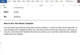 What Is An Interoffice Memo Interoffice Memo Template Microsoft Word Format In