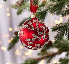 Bildresultat för julgranskula röd