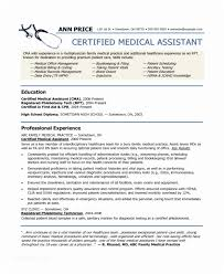 Cover Letter Medical Assistant Amazing 48 Certified Medical Assistant Cover Letter Sample Ambfaizelismail