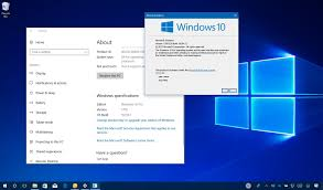 What Version Of Windows 10 Do I Have How To Check The Windows 10 Fall Creators Update Is