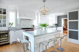modern kitchen chandelier lighting