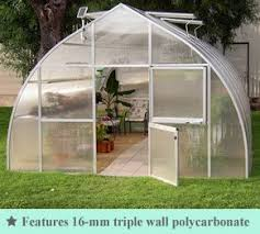 Riga XL Commercial Quality Greenhouse kit 14 Foot Wide 10 Foot High Please  call for