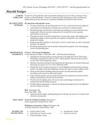 Military To Civilian Resume Templates And Military Transition
