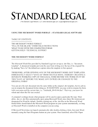 Official Documents Template Documents Format Magdalene Project Org