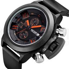 spec ops tactical chronograph mens watch defcon airsoft