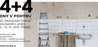 Festival 4+4 dny v pohybu 2018 -Na Florenci 21a, 110 00 Nové Město