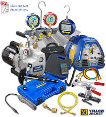 ac tools. complete air conditioning, refrigeration and heat pump engineer tool kits ac tools