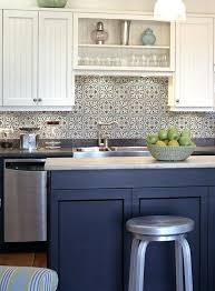 blue and white tile backsplash green tile backsplash kitchen large size of small kitchen tile blue