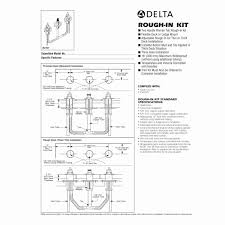 moen shower valve installation inspirational shower faucet installation instructions moen shower faucet handle