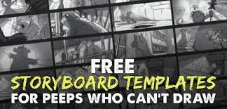 storyboard template free download download free storyboard template tutorials indie film hustle