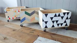 diy decorated storage boxes. Storage Box Wood Craft Ideas Decorating Boxes Nursery Diy Decorated C