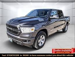 New 2019 RAM 1500 Big Horn/Lone Star 4D Crew Cab in Snyder #R05298 ...