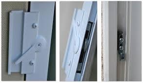 fancy sliding glass door lock repair for easylovely decorating ideas 09 with sliding glass door lock