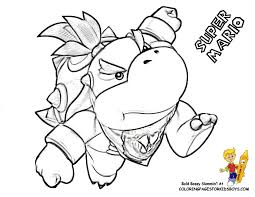 Small Picture kamek mario Colouring Pages page 2 coloring pages video