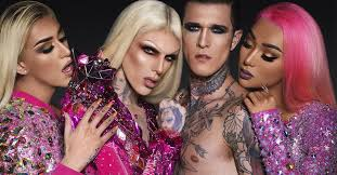 jeffree star opens up about his androgyny palette and the deeper meaning behind it glamour