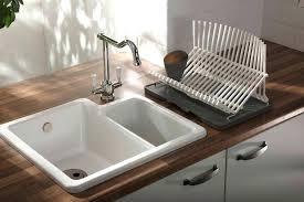 double porcelain kitchen sink double bowl porcelain kitchen sinks