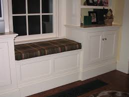 Living Room Window Seat Living Room Excellent Bay Window Seat With Black Storage And