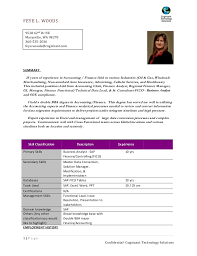 FWoods-347327-SAP FICO Resume. FEYE L. WOODS SUMMARY 25 years of experience  in Accounting / Finance field in various ...