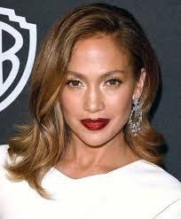 jennifer lopez at the golden globes 2016 after party makeup by mary phillips