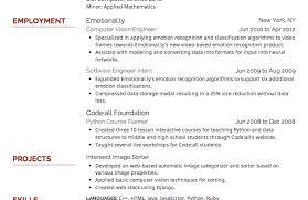 Resume Uptowork Amazing Automatic Resume Creator Resume Template