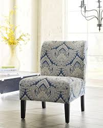 breathe new life into your space with the delightfully vibrant honnally accent chair the blue