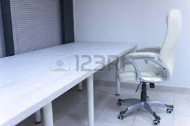 blue white office space. blue white office space empty modern chair furiniture in startup business stock c