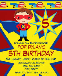 superheroes birthday party invitations 19 superhero birthday invitations free psd vector eps ai