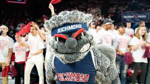 Former richmond spiders mascot, spidey. Spiders Are Everywhere And That S A Good Thing Admissions University Of Richmond