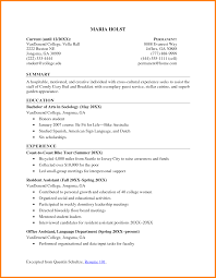6 College Graduate Objective Statement Examples Graphic Resume